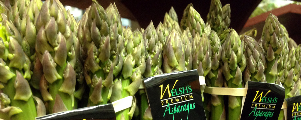 Ontario Asparagus at its Best!