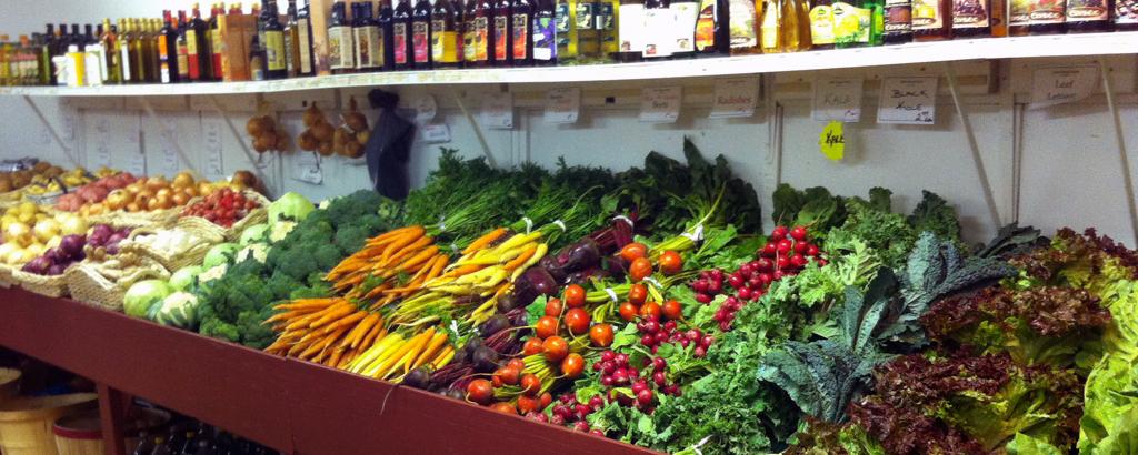 Local produce in full swing!